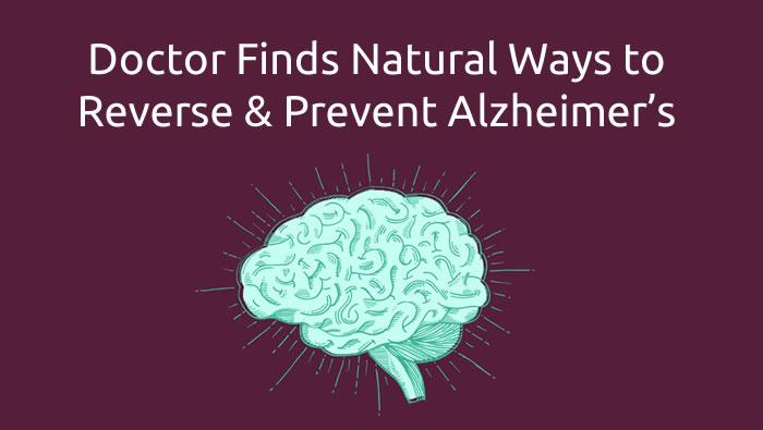Reverse alzheimers naturally