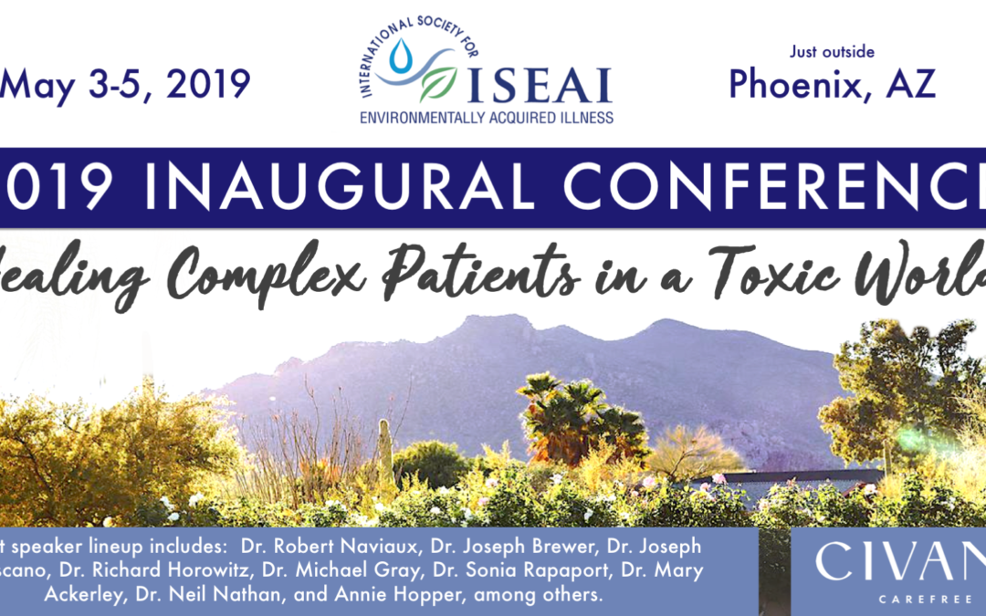 Toxicity and the challenges it presents: ISEAI conference.